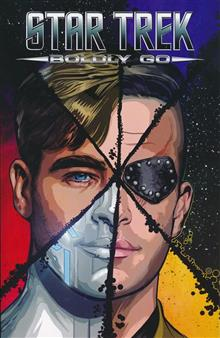STAR TREK BOLDLY GO TP VOL 03
