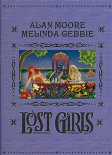 LOST GIRLS HC EXPANDED ED (MR) (C: 0-1-2)