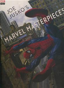 JOE JUSKO MARVEL MASTERPIECES HC