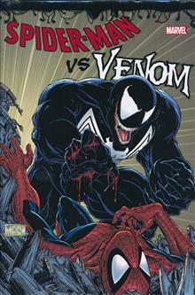 SPIDER-MAN VS VENOM OMNIBUS HC