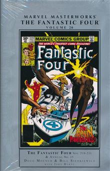 MMW FANTASTIC FOUR HC VOL 20
