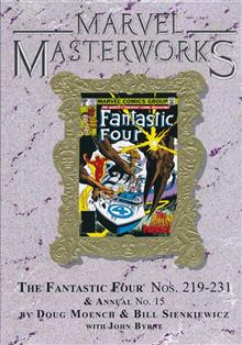 MMW FANTASTIC FOUR HC VOL 20 DM VAR 264