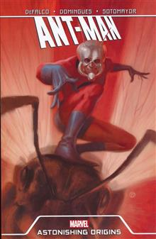 ANT-MAN ASTONISHING ORIGINS TP