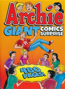 ARCHIE GIANT COMICS SURPRISE TP