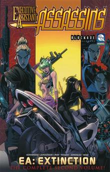 EXECUTIVE ASSISTANT ASSASSINS TP VOL 02 EA EXTINCTION
