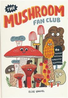 MUSHROOM FAN CLUB HC