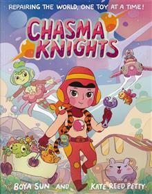 CHASMA KNIGHTS GN VOL 01