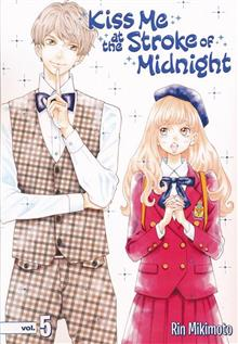 KISS ME AT STROKE OF MIDNIGHT GN VOL 05