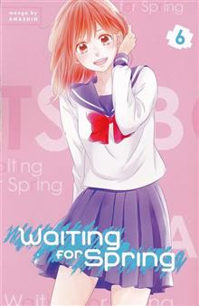 WAITING FOR SPRING GN VOL 06