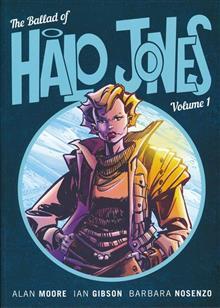 BALLAD OF HALO JONES TP VOL 01 COLOR ED