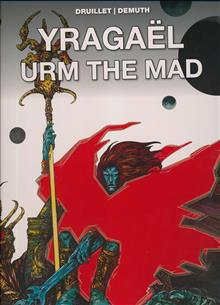 YRAGAEL URM THE MADMAN HC