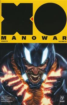 X-O MANOWAR (2017) TP VOL 04 VISIGOTH