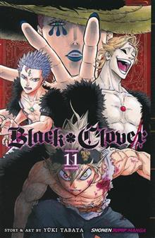 BLACK CLOVER GN VOL 11