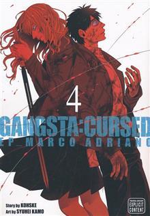 GANGSTA CURSED GN VOL 04 EP MARCO ADRIANO (MR)