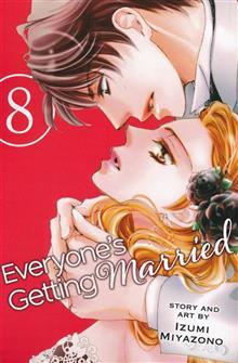 EVERYONES GETTING MARRIED GN VOL 08 (MR)