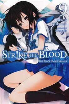 STRIKE THE BLOOD LIGHT NOVEL SC VOL 09