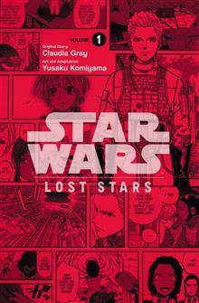 STAR WARS LOST STARS GN VOL 01