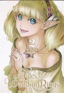 TALES OF WEDDING RINGS GN VOL 02