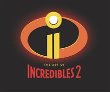 ART OF INCREDIBLES 2 HC (C: 0-1-0)