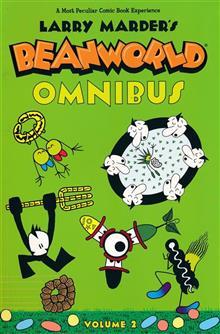 BEANWORLD OMNIBUS TP VOL 02