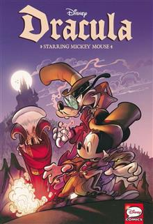 DISNEY DRACULA STARRING MICKEY MOUSE TP