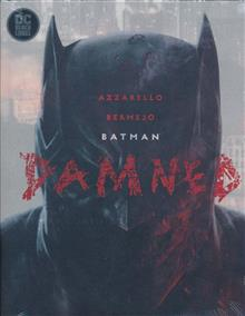 BATMAN DAMNED HC (MR)
