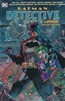 DETECTIVE COMICS #1000 DELUXE ED HC