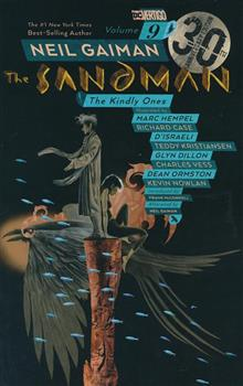 SANDMAN TP VOL 09 THE KINDLY ONE 30TH ANNIV ED (MR)