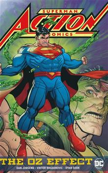 SUPERMAN ACTION COMICS THE OZ EFFECT TP
