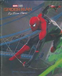 SPIDER-MAN FAR FROM HOME HC ART OF MOVIE SLIPCASE