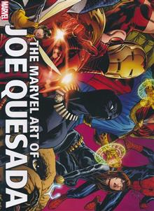 MARVEL ART OF JOE QUESADA HC NEW PRINTING