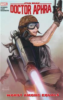 STAR WARS DOCTOR APHRA TP VOL 05 WORST AMONG EQUALS