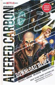 ALTERED CARBON DOWNLOAD BLUES HC SGN ED