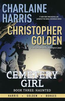 CEMETERY GIRL GN BOOK 03 HAUNTED