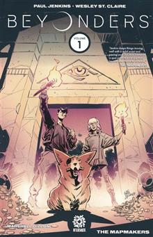 BEYONDERS TP VOL 01 (RES)