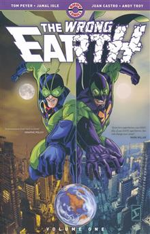 WRONG EARTH TP VOL 01