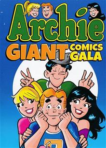 ARCHIE GIANT COMICS GALA GN