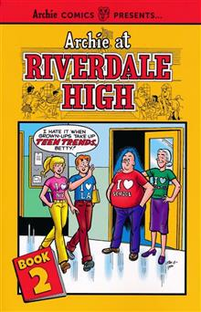 ARCHIE AT RIVERDALE HIGH TP VOL 02