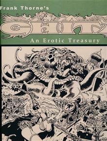 FRANK THORNE GHITA EROTIC TREASURY ARCHIVAL PX ED VOL 02 (MR