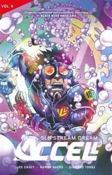 CATALYST PRIME ACCELL TP VOL 04 SLIPSTREAM DREAM