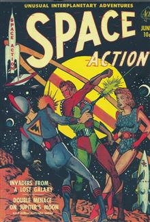 PRE CODE CLASSICS SPACE ACTION WORLD WAR III SLIPCASE ED VOL