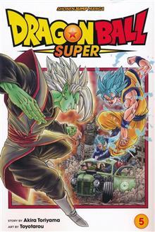 DRAGON BALL SUPER GN VOL 05