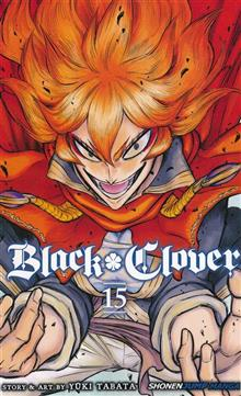 BLACK CLOVER GN VOL 15
