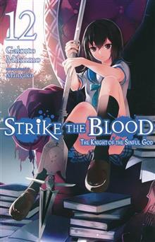 STRIKE THE BLOOD LIGHT NOVEL SC VOL 12
