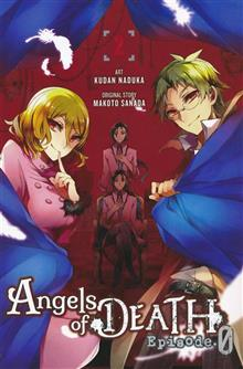 ANGELS OF DEATH EPISODE 0 GN VOL 02