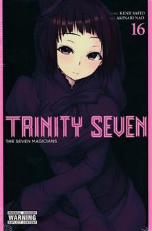 TRINITY SEVEN 7 MAGICIANS GN VOL 16 (MR)