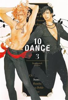 10 DANCE GN VOL 03 (MR)