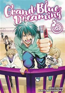GRAND BLUE DREAMING GN VOL 06 (MR)