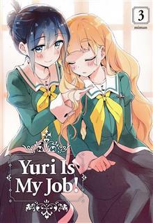YURI IS MY JOB GN VOL 03 (MR)