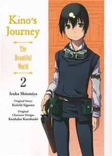 KINOS JOURNEY BEAUTIFUL WORLD GN VOL 02